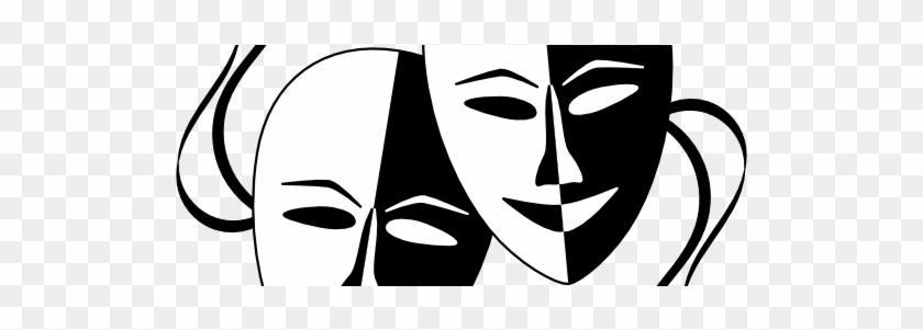 Drama M - Theatre Masks #117723