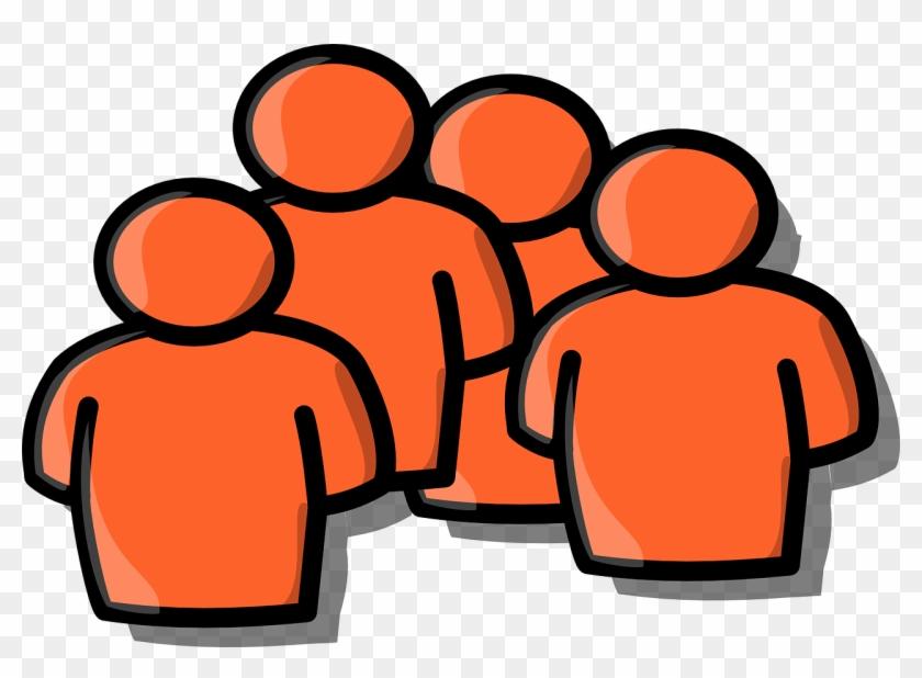 People-305730 1280 - - Clipart Menschengruppe #117786
