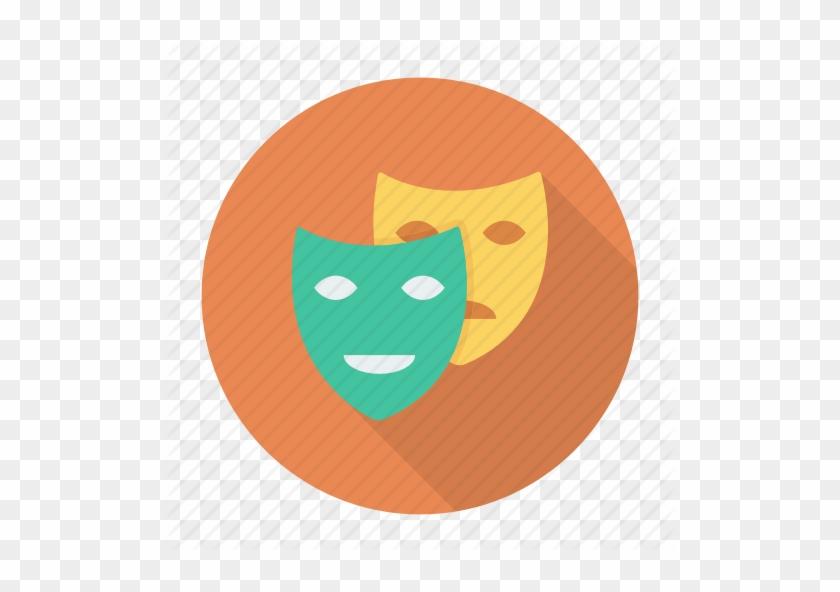 Drama Masks - Charing Cross Tube Station #117792