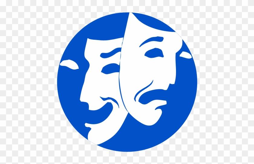 Drama - Theater Mask Vector #117852
