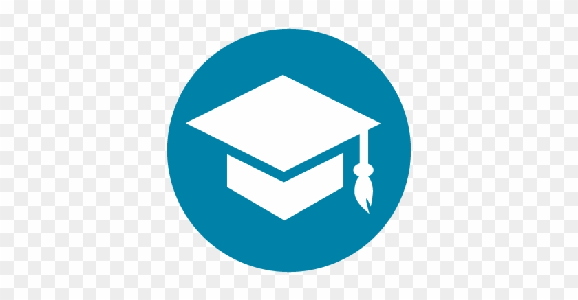 Simply Commit To The Required Studying And Your Ged - Twitter Round Logo Png #117918