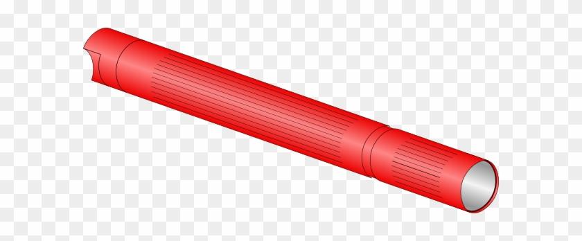 Flashlight Clip Art - Flashlight #118144