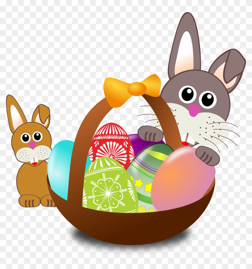 Microsoft Office Easter Clipart - Easter Journal 7x10 Notebook With Lined Pages: Fun #118153