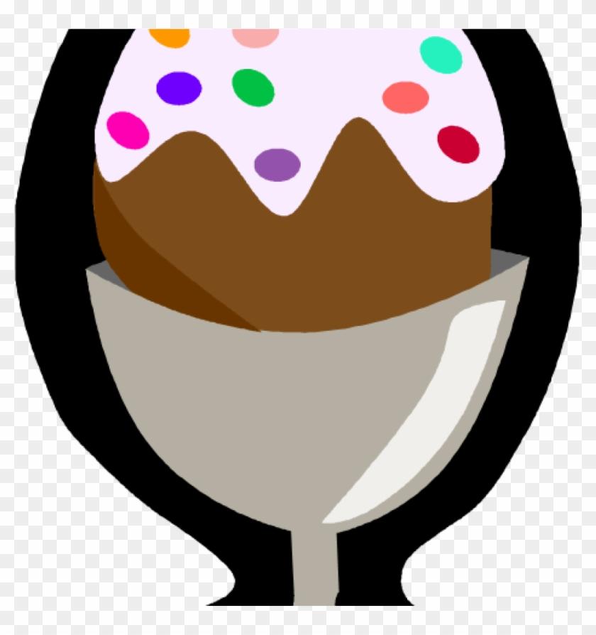 Sundae Clipart Microsoft Clip Art Of An Ice Cream Sundae - Sundae #118166