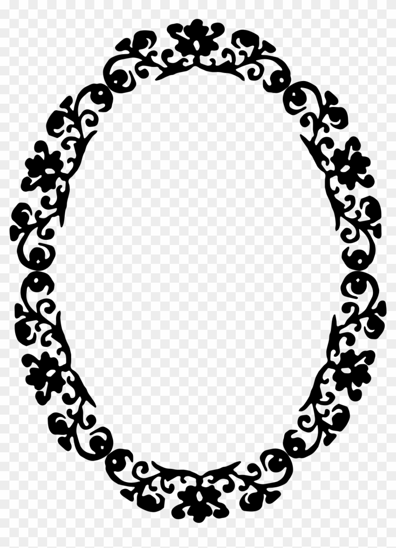 Decorative Frame 1 Clipart Images - Twisted Envy Fox Illustration Novelty Mug #118272