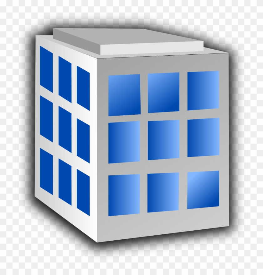 Building Clipart Doctor's Office - Lab Building Clipart #118292