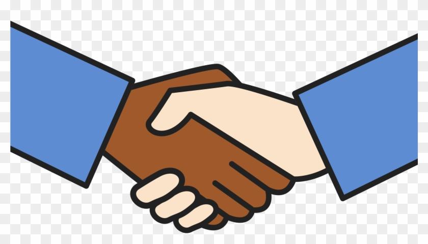 Clipart Inspiring Design Ideas Handshake Clipart Worker - Handshake Clip Art #118296