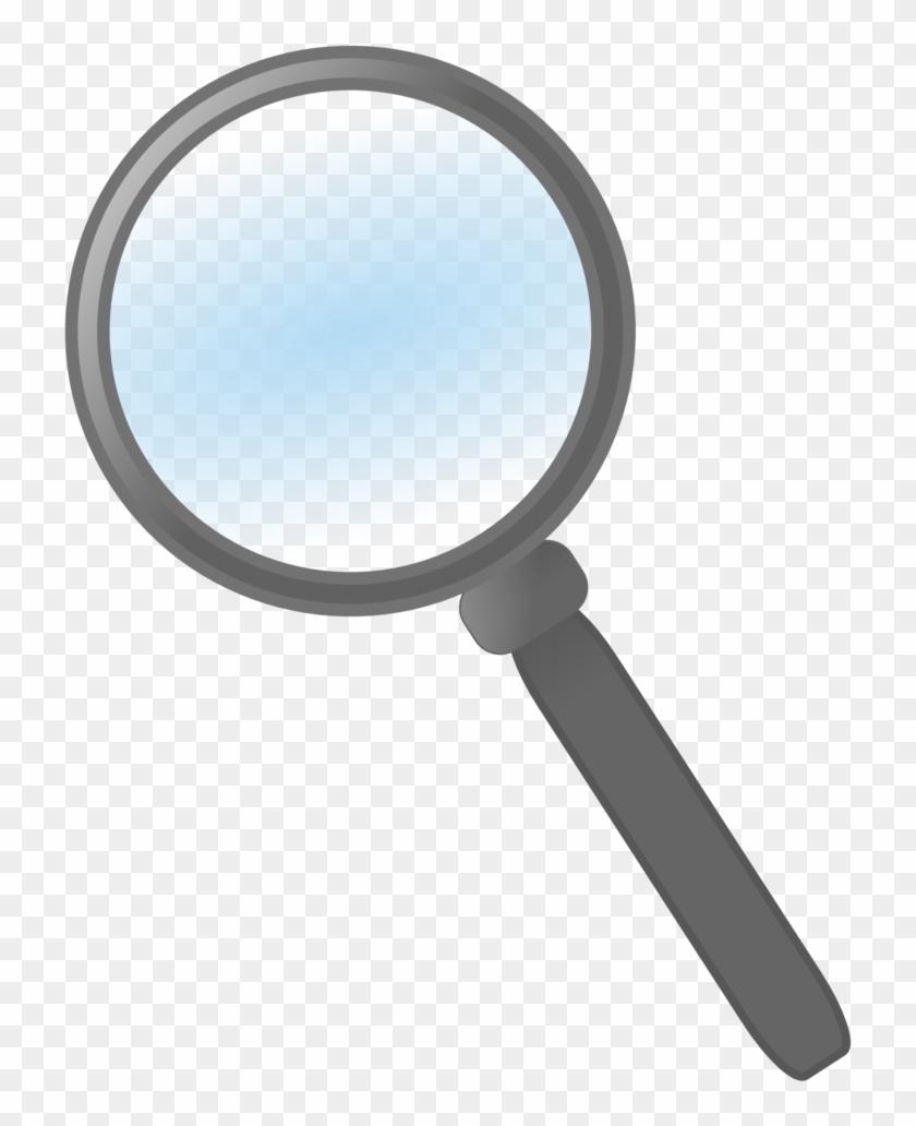 Magnifying Glass Clip Art - Magnifying Glass Clipart #118302