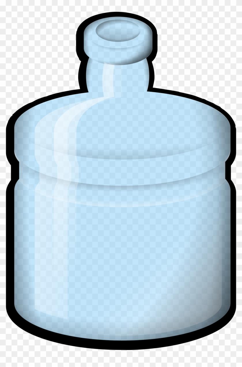 Clipart - Draw A Water Jug #118317