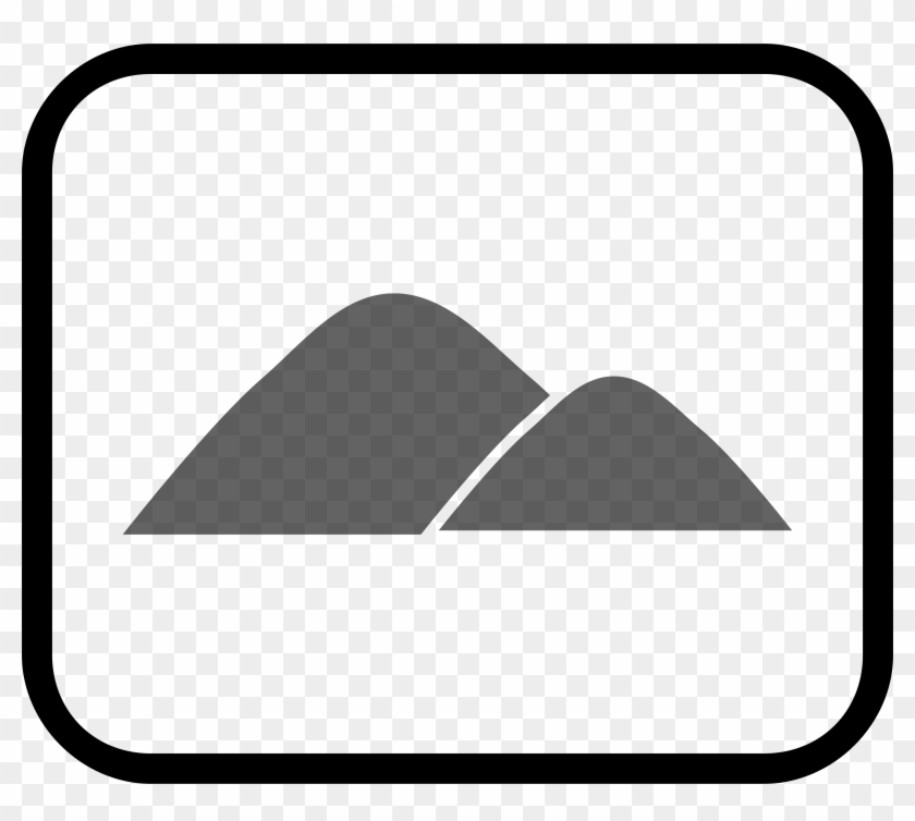 Get Notified Of Exclusive Freebies - Land Icon Png White #118370
