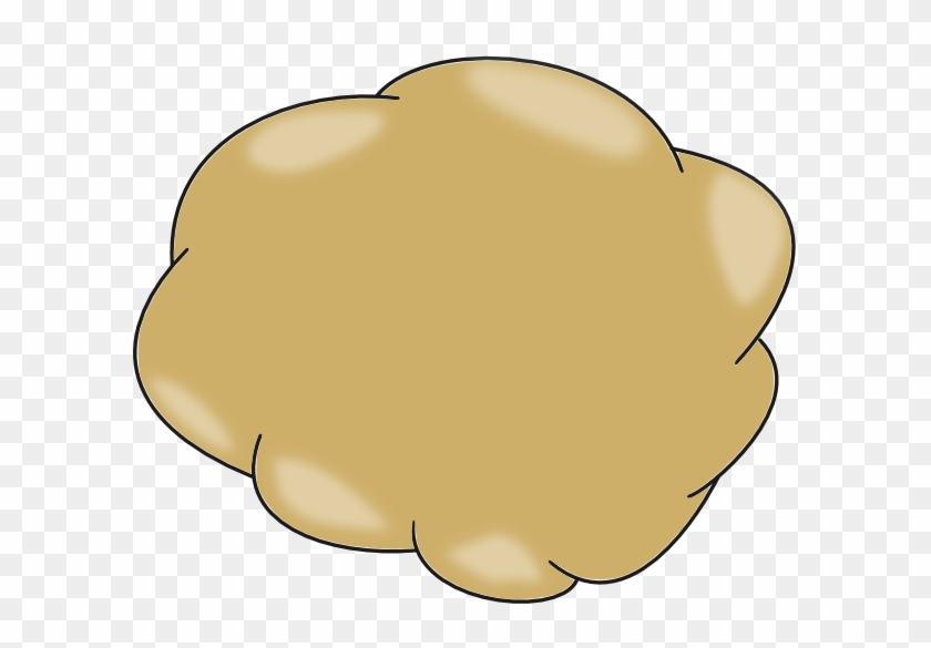 Pizza Dough Clipart #118467