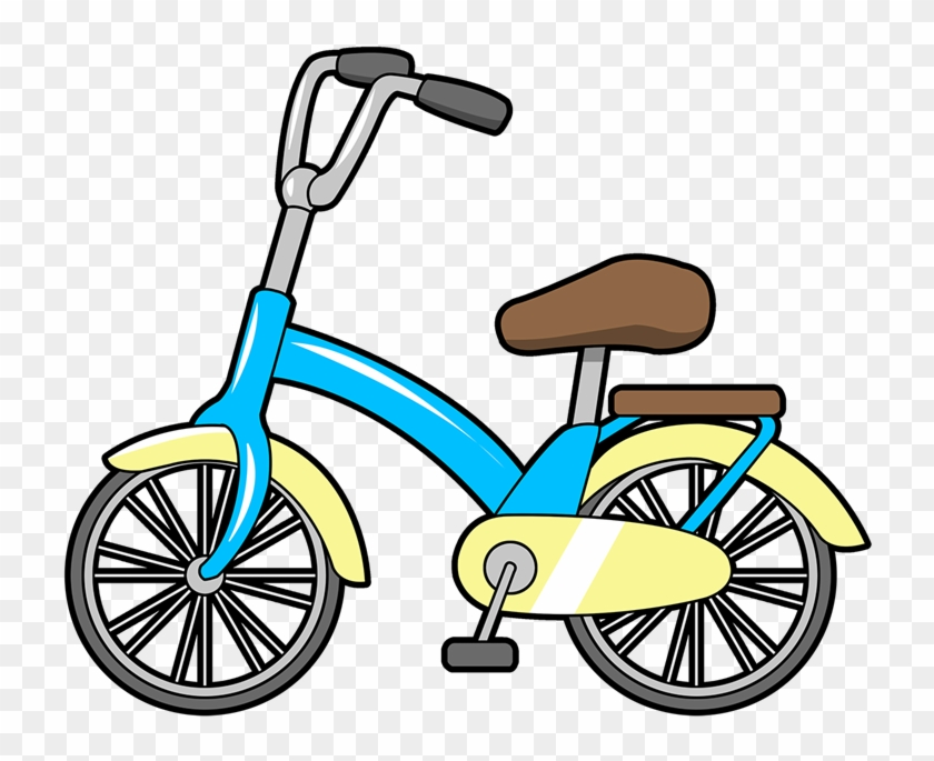 Bike Free To Use Clip Art Clipartix - Cartoon Picture Of Bicycle #118725