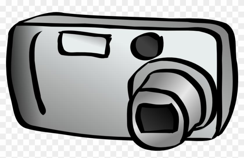 Clip Art Details - Cartoon Pictures Of Camera #118729