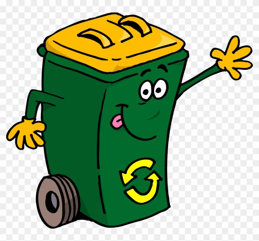 Waste - Solid Waste Management Clip Art #118781