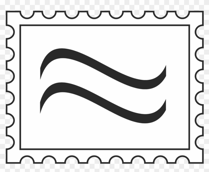 Postage Stamp Clip Art Postage Stamp Cliparts Free - Vector Graphics #118994