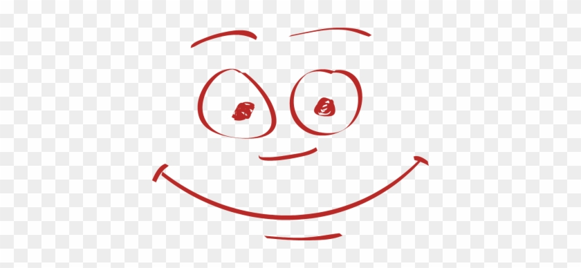 Clip Art Online Editor - Happy Face Doodle Png #119214
