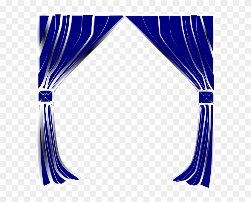 Window Curtain Clipart Png #119224