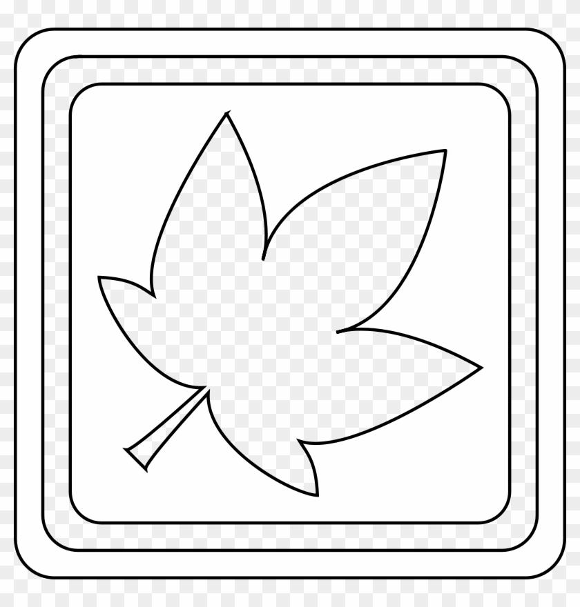 Free Autumn Icon Coloring Page - Autumn Icon #119226