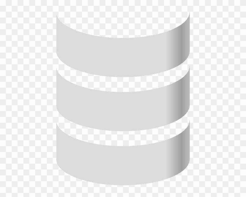 Database Icon1 Clip Art At Clker - Clip Art #119260