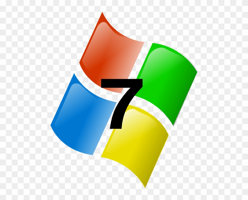Windows - Windows 7 Clipart #119262