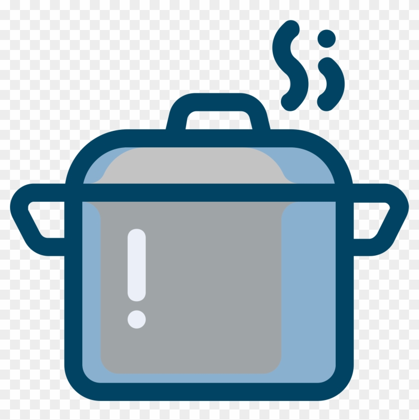Stew Crock Stock Pots Clip Art - Stew Crock Stock Pots Clip Art #119449