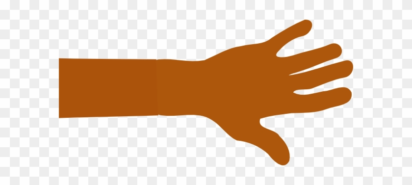 Hand And Arm Clipart #119508
