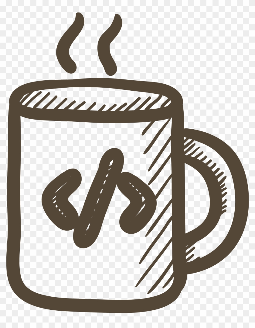 Coffee And Code - Coding Png #119553