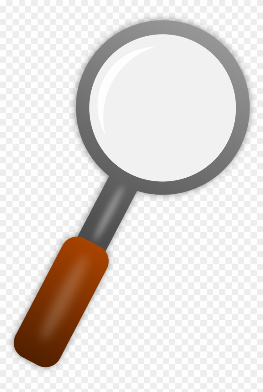 Magnifying Glass Free Stock Photo A Magnifying Clip - Magnifying Glass No Background #119555