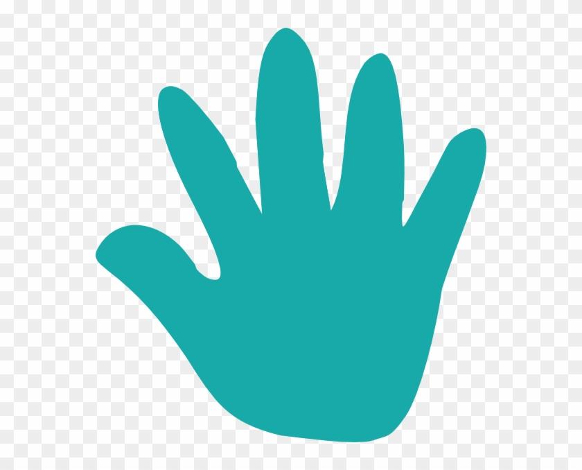 Right Hand Clip Art - Clip Art #119562