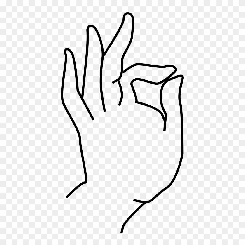 Buddha Hand Png Images - Gautam Buddha Hand Symbol #119583