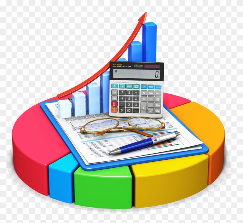 Financial Accounting Bookkeeping Clip Art - Finanzas Clip Art #119615