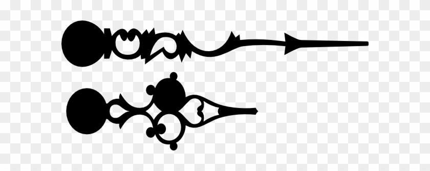 Clipart Of Clock With Hands Watchhands Clip Art At - Clock Hands Clip Art #119623
