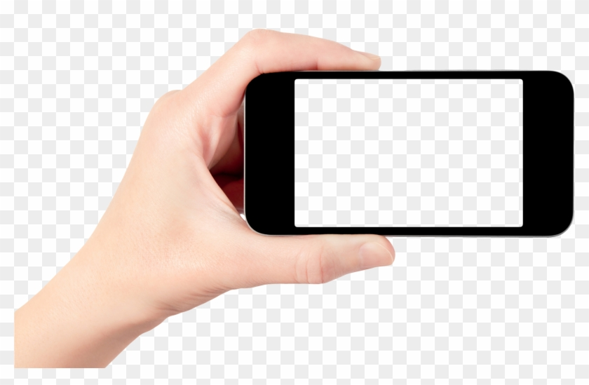Mobile On Hand Png #119711