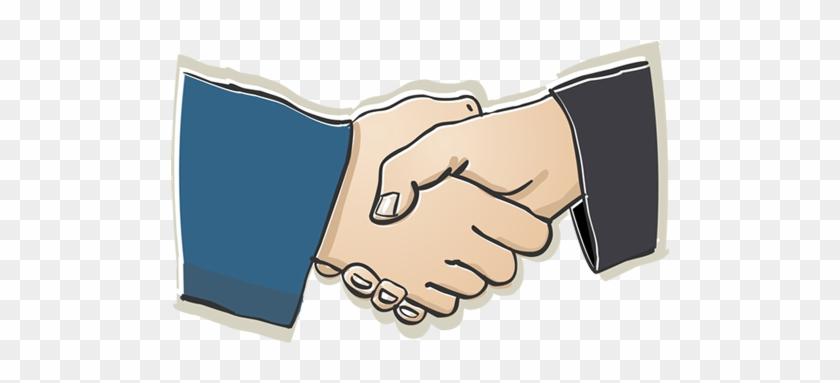 Handshake Clip Art #119717