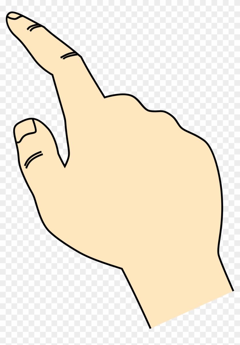Clipart - Finger Clipart #119739