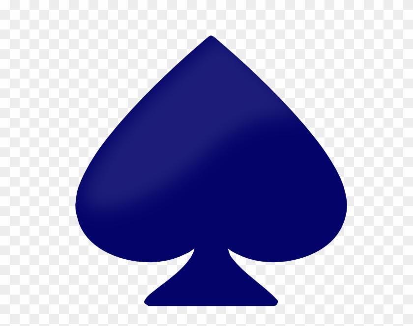 Bluespade 2013 Clip Art At Clker - Granville Blue Aces Logo #119750