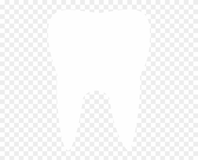 White Tooth Clipart #119764
