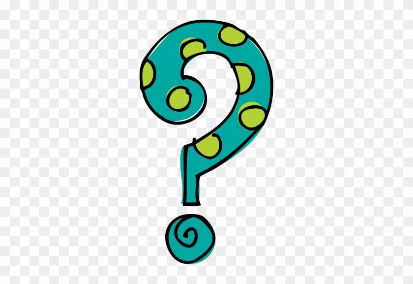 Microsoft - Cute Question Mark Clip Art #120086
