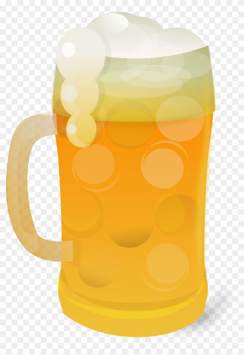 Clipart - Beer Stein Png #120177