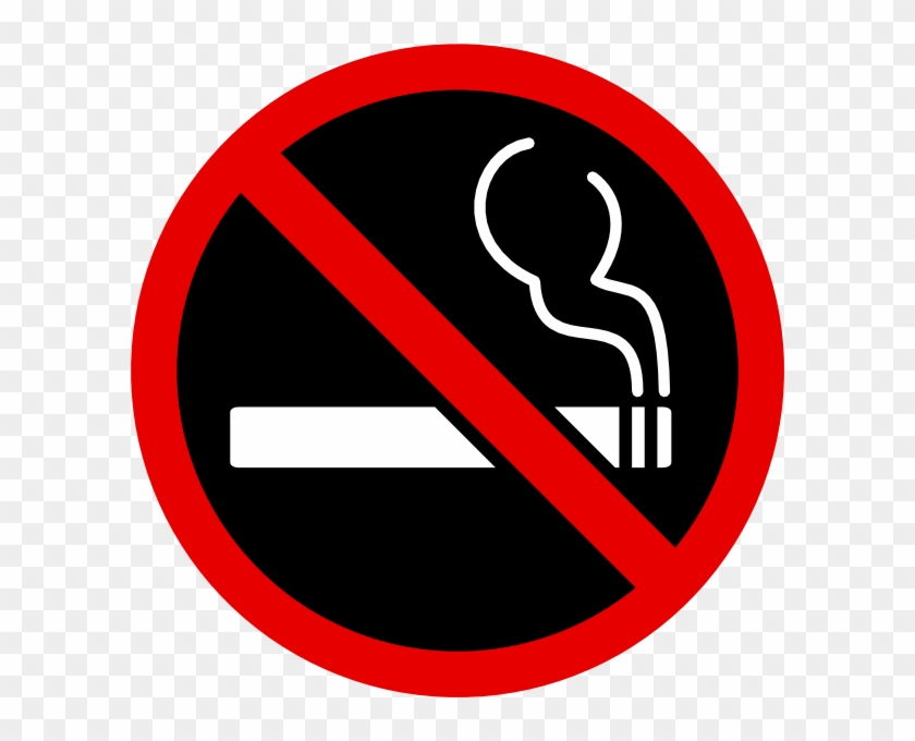 Download - No Smoking Sign No Background #120215
