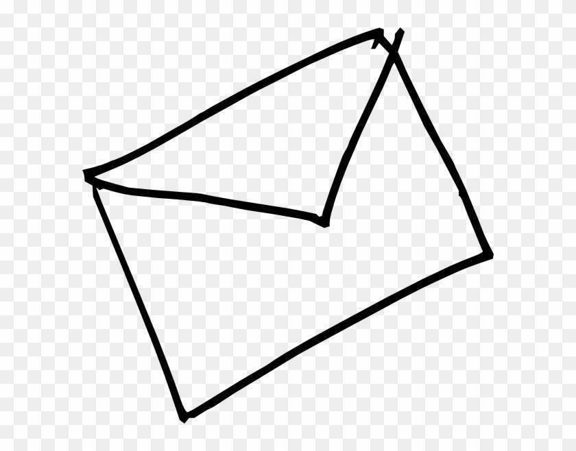 Letter Clipart - Letter Black And White #120489