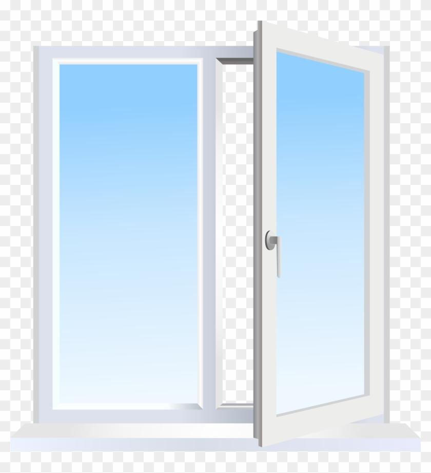 Open Window Png Clip Art - Open Window Png Clip Art #120593