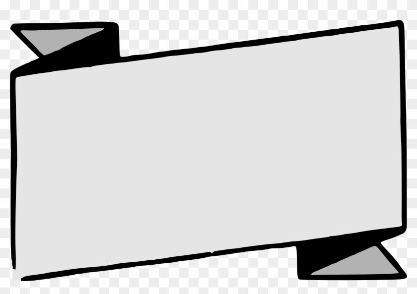 Clipart Banner - Banner Clip Art Png #120596
