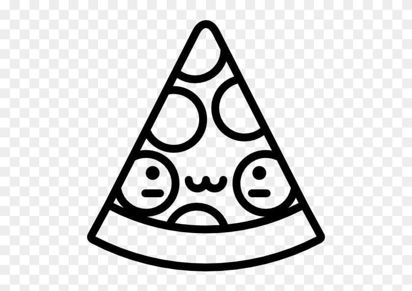 Pizzas, Italian Food, Unhealthy, Food And Restaurant, - Junk Food Cute Food Drawings #634169
