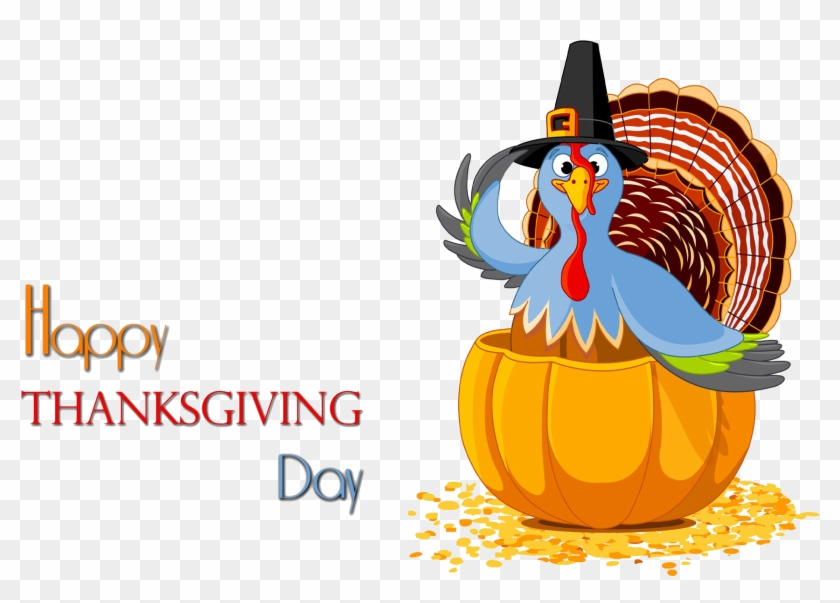 Are A Lot Of Delicous Food - Happy Thanksgiving Day 2017 #635056
