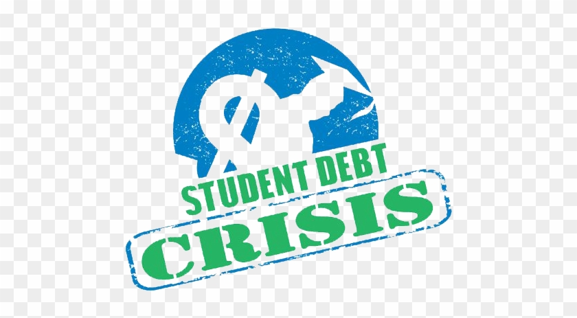 The Forum On Student Debt And The Nonprofit Workforce - Student Debt Crisis Logo Baseball Hat #636050