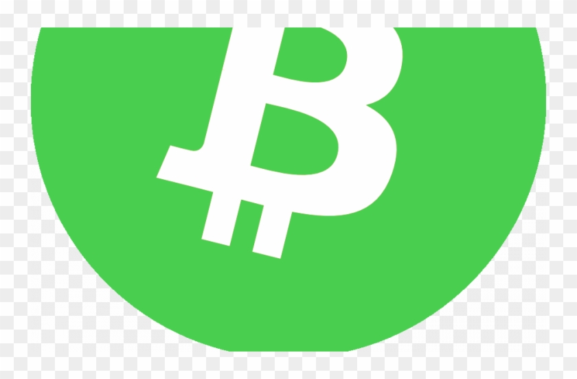 Bitcoin Cash Predictions For Bitcoin Cash Logo Free Transparent Png Clipart Images Download