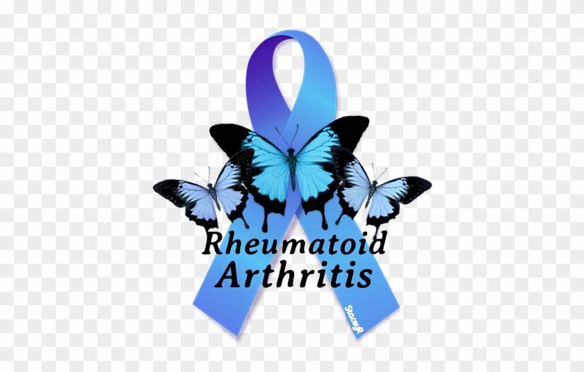 Inflammatory Arthritis - Swallowtail Butterfly #637020