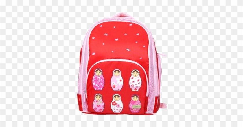 School Backpack - Babushka - Bobble Art Large School Backpack – Babushka #637565