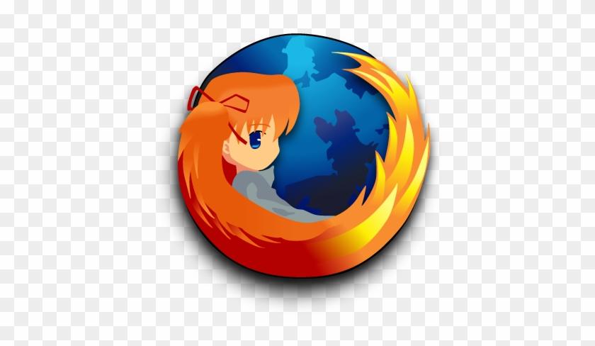 Makotofox Icon - Mozilla Firefox Anime Icon #637655